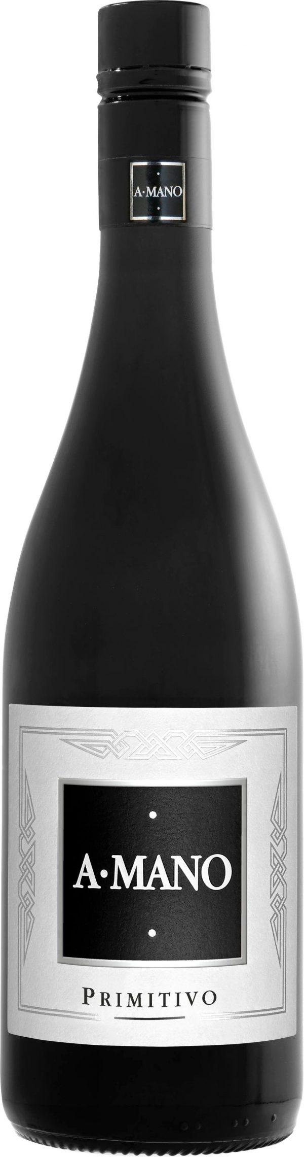A Mano - Primitivo di Puglia 2017 75cl Bottle