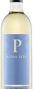 Alpha Zeta - P Pinot Grigio 2019 75cl Bottle