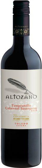 Altozano - Tempranillo Cabernet 2018 75cl Bottle
