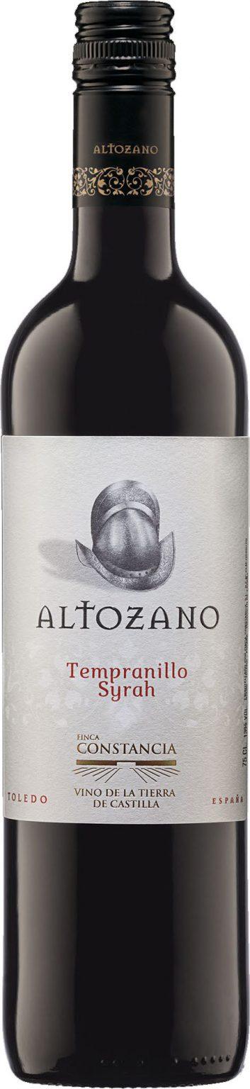 Altozano - Tempranillo Syrah 2018 75cl Bottle