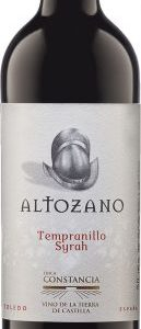 Altozano - Tempranillo Syrah 2018 75cl Bottle