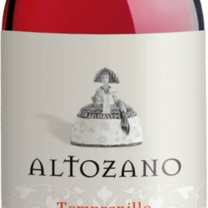 Altozano - Tempranillo Syrah Rosado 2018 75cl Bottle