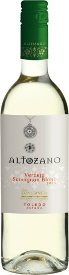 Altozano - Verdejo Sauvignon Blanc 2019 75cl Bottle