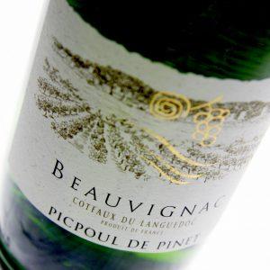 Beauvignac - Picpoul de Pinet 2019 75cl Bottle