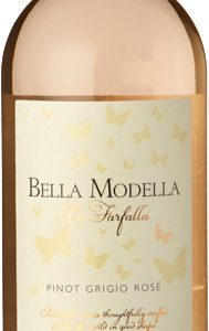 Bella Modella - La Farfalla Pinot Grigio Rose IGT 2018 75cl Bottle
