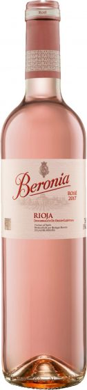 Beronia - Rosado 2017 75cl Bottle