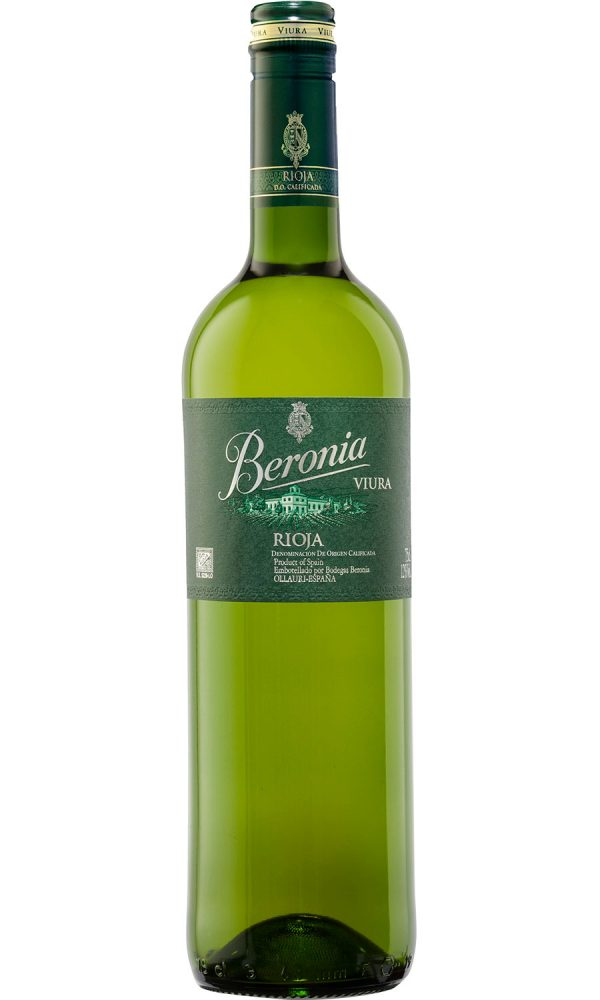 Beronia - Viura 2018 75cl Bottle