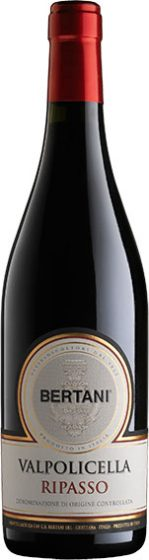 Bertani - Valpolicella Ripasso DOC 2017 75cl Bottle