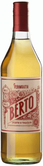 Berto - Bianco Vermouth 1 Litre Bottle