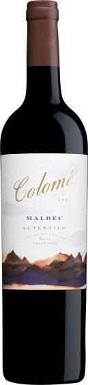 Bodega Colome - Autentico Malbec 2017 75cl Bottle