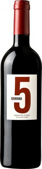 Bodegas Tabula - Damana 5 Ribera del Duero 2018 75cl Bottle