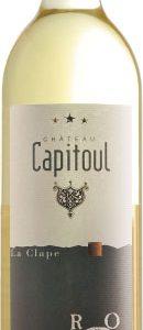 Bonfils - Chateau Capitoul Rocaille AOC Blanc 2016 75cl Bottle