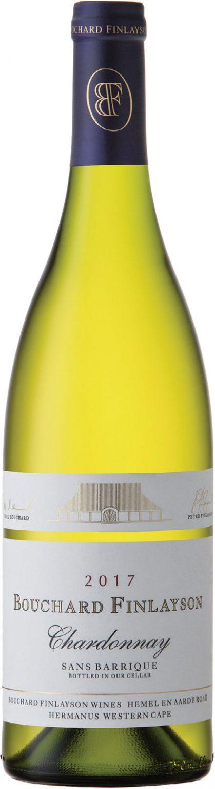 Bouchard Finlayson - Sans Barrique Chardonnay 2018 75cl Bottle