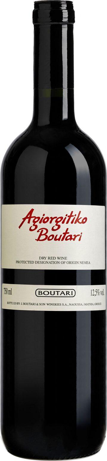 Boutari - Agiorgitiko 2016 75cl Bottle