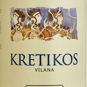Boutari - Kretikos White Dry 2017 75cl Bottle