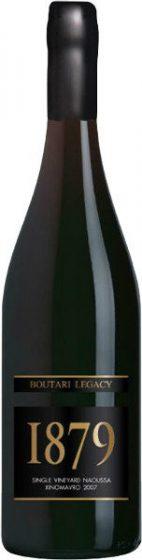 Boutari - Legacy 1879 75cl Bottle