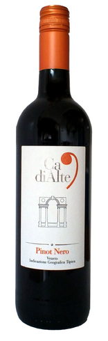 Ca di Alte - Pinot Nero 2018 75cl Bottle
