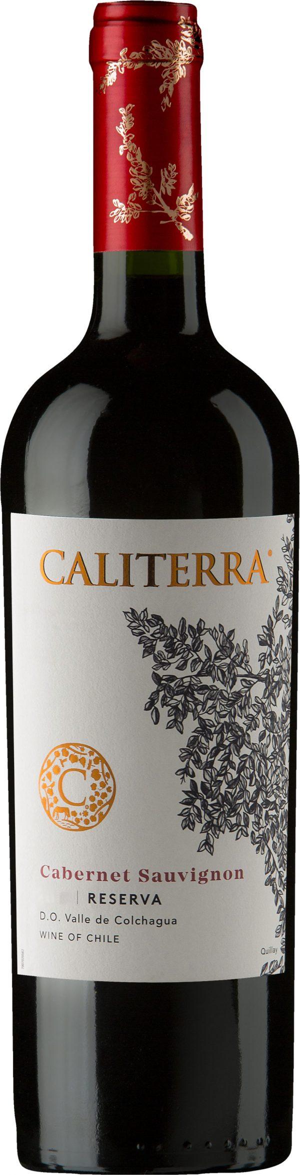 Caliterra - Reserva Cabernet Sauvignon 2017 75cl Bottle