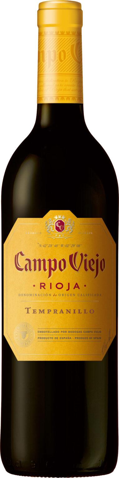 Campo Viejo - Tempranillo 2018 75cl Bottle