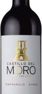 Castillo del Moro - Tempranillo Syrah 2019 75cl Bottle