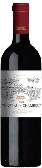 Chateau de Chambert - Cahors Malbec 2014 75cl Bottle
