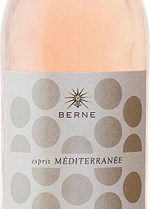 Cheteaux de Berne - Esprit Mediterranee Rose 2019 75cl Bottle