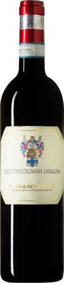 Ciacci Piccolomini dAragona - Rosso di Montalcino DOC 2015 75cl Bottle