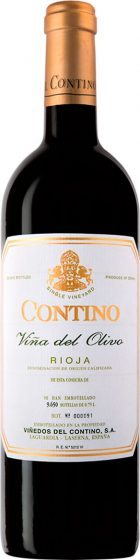 Cune - Contino Vina del Olivo 2015 75cl Bottle