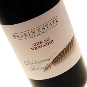 Deakin Estate - Artisan's Blend Shiraz/Viognier 2017 75cl Bottle