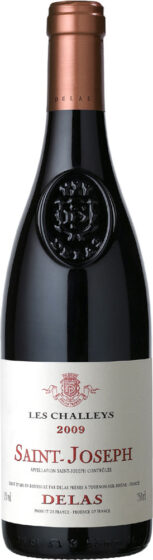 Delas - St Joseph Les Challeys 2015 75cl Bottle