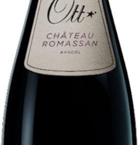 Domaines Ott - Chateau Romassan, Bandol Rouge 2015 75cl Bottle