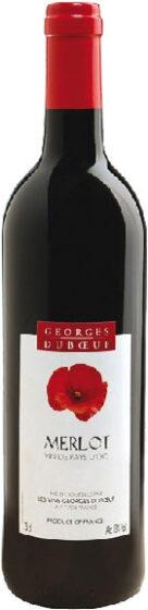 Duboeuf - Merlot Vin de Pays d'Oc 2015 75cl Bottle