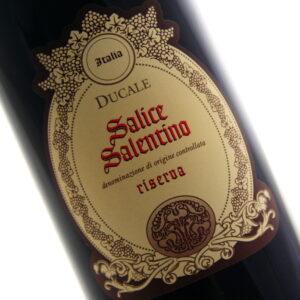 Ducale - Salice Salentino Riserva 2016 75cl Bottle