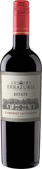 Errazuriz - Estate Cabernet Sauvignon 2018 75cl Bottle