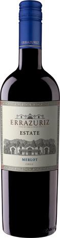 Errazuriz - Estate Merlot 2019 75cl Bottle