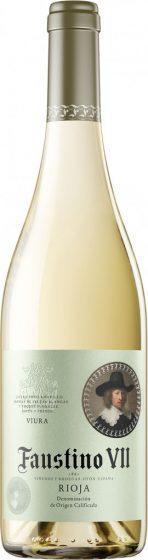 Faustino VII - Rioja Blanco 2019 75cl Bottle