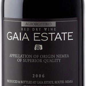 Gaia Wines - Gaia Estate 2014 75cl Bottle