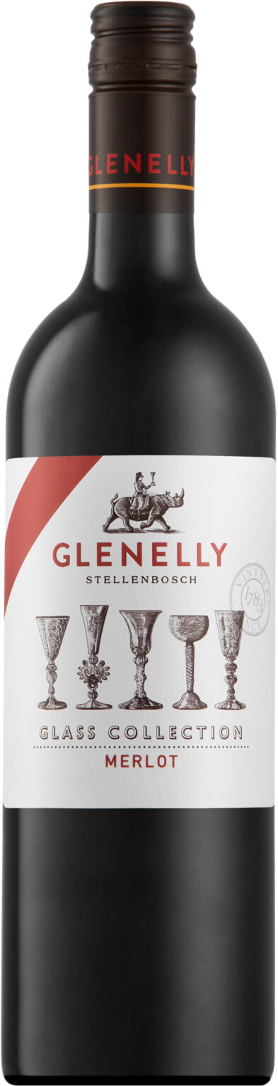 Glenelly - Glass Collection Merlot 2016 75cl Bottle