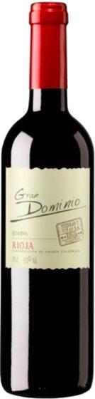 Gran Dominio - Rioja Reserva 2012 75cl Bottle