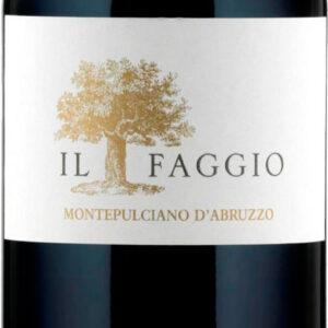 Il Faggio - Montepulciano d'Abruzzo 2018 75cl Bottle