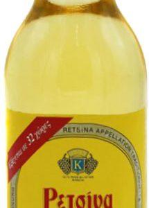 Kourtaki - Retsina of Attica NV 50cl Bottle