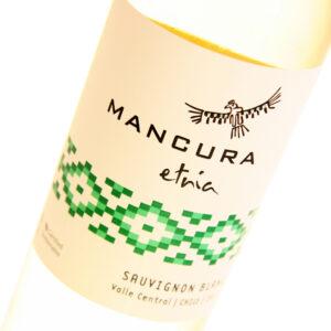 Mancura - Etnia Sauvignon Blanc 2019 75cl Bottle