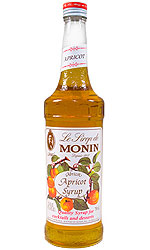 Monin - Apricot 70cl Bottle