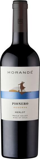 Morande - Pionero Merlot Reserva 2018 75cl Bottle