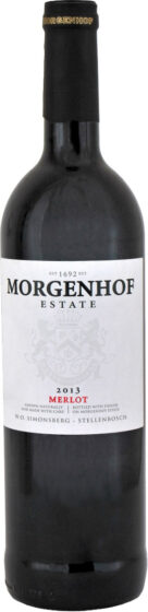 Morgenhof - Merlot 2014 75cl Bottle