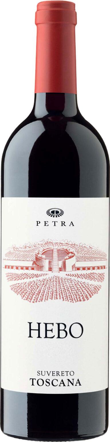 Petra - Hebo Val di Cornia Suvereto 2017 75cl Bottle