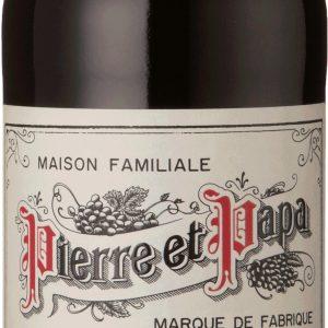 Pierre et Papa - Red IGP Pays d'Herault 2018 75cl Bottle