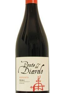 Ponte del Diavolo - Refosco dal Peduncolo Rosso 2016 75cl Bottle