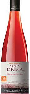 Torres Chile - Santa Digna Rose 2017 75cl Bottle