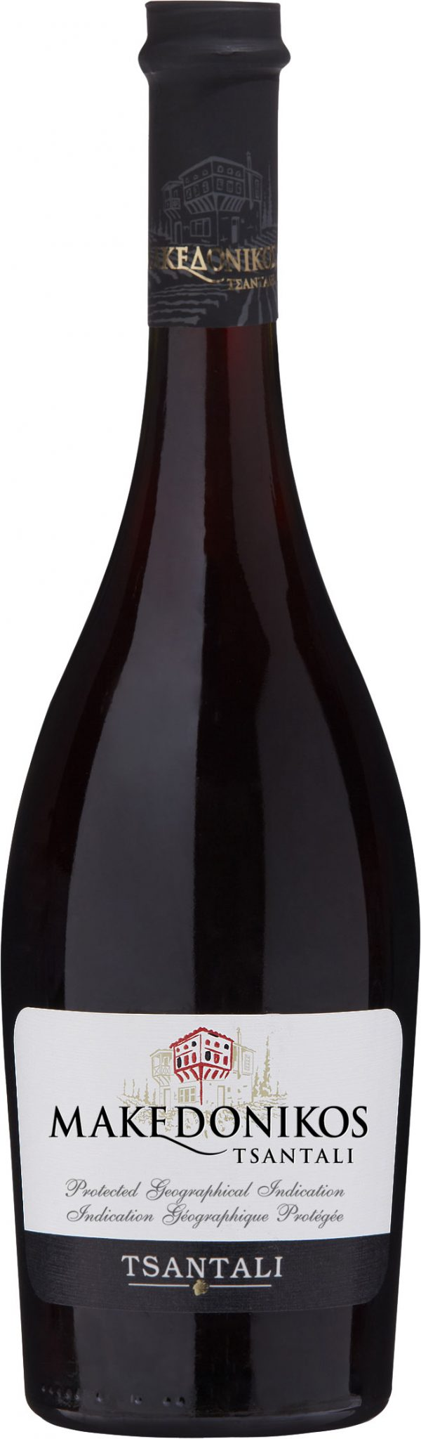 Tsantali - Makedonikos Red 2016 75cl Bottle